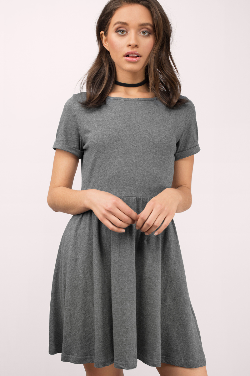Hindu Om Symbol (Dark Gray) Take your style to a new level with this % customizable skater dress, which are essentials in your wardrobe for summer. You can customize both the top and the bottom of the dress however you like by adding your own photos, designs and color.