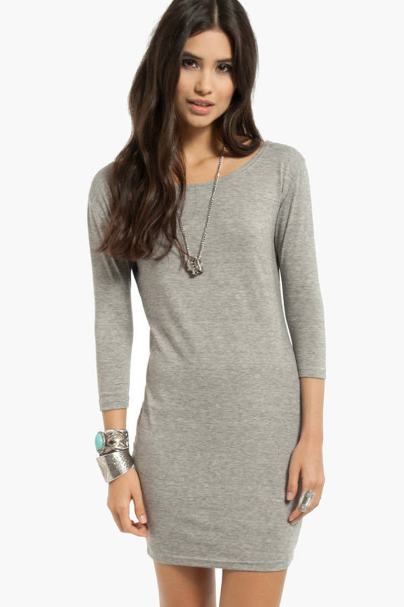 Gabby T-Shirt Dress