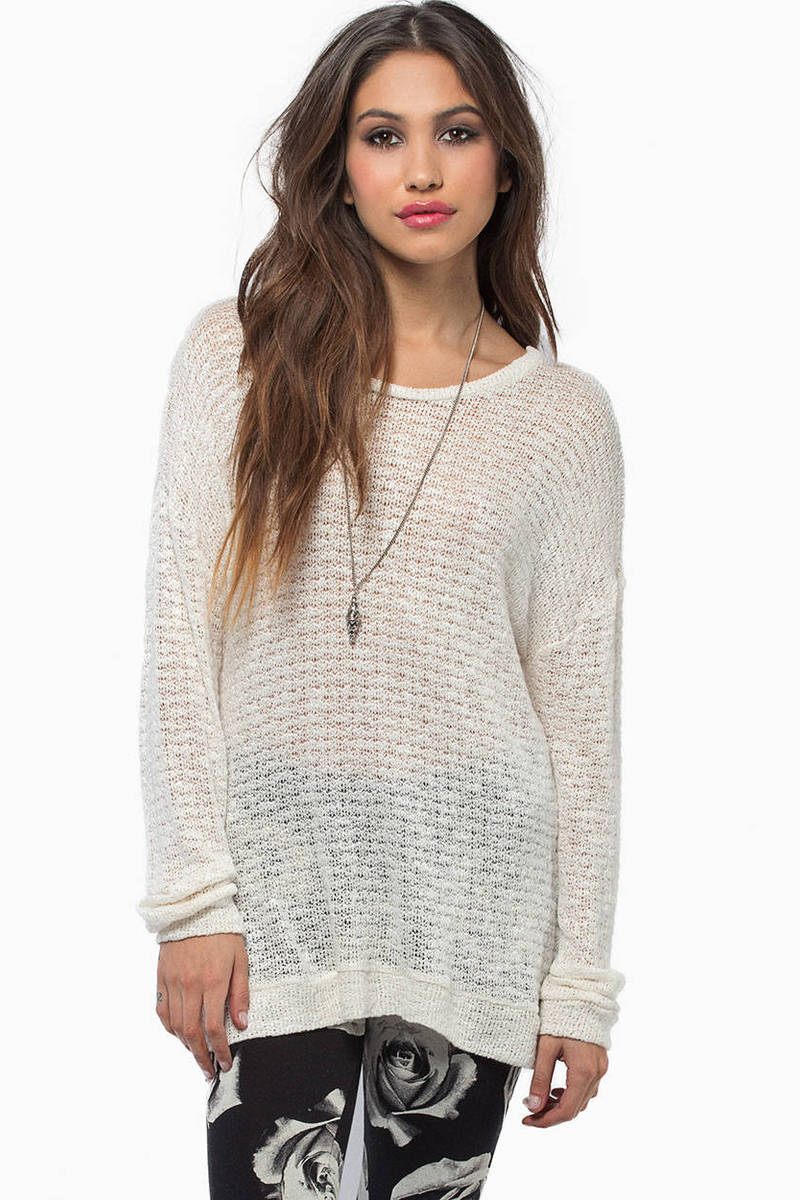 Afterglow Long Sleeve Sweater