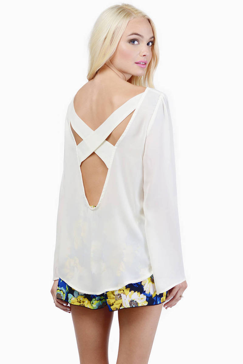 Always Flowing with Love Top