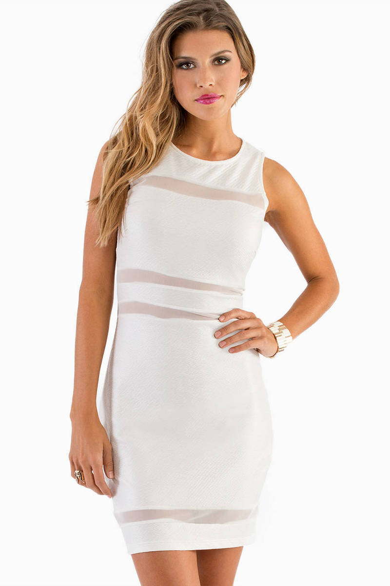 Blurred Lines Dress