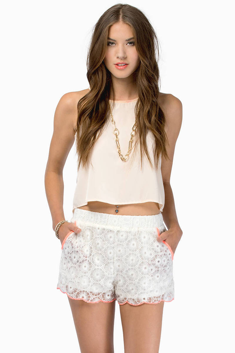 Frill Of The Chase Shorts