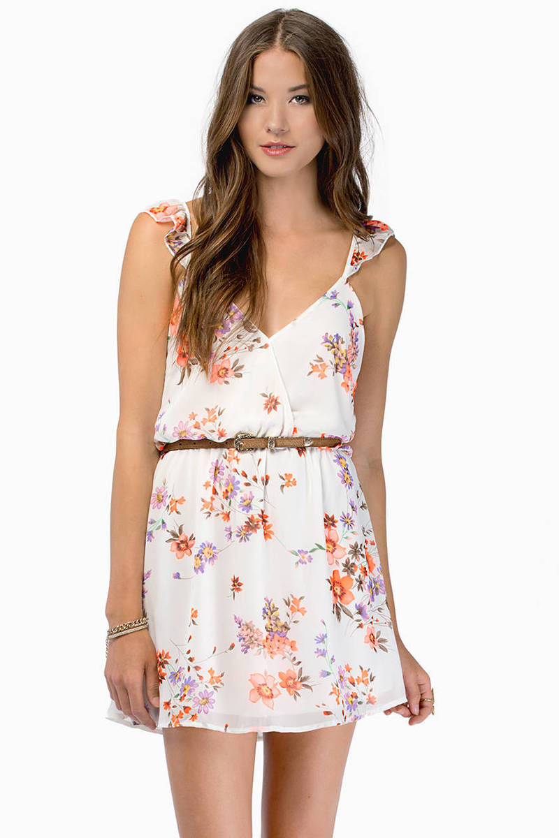 Klara Floral Dress
