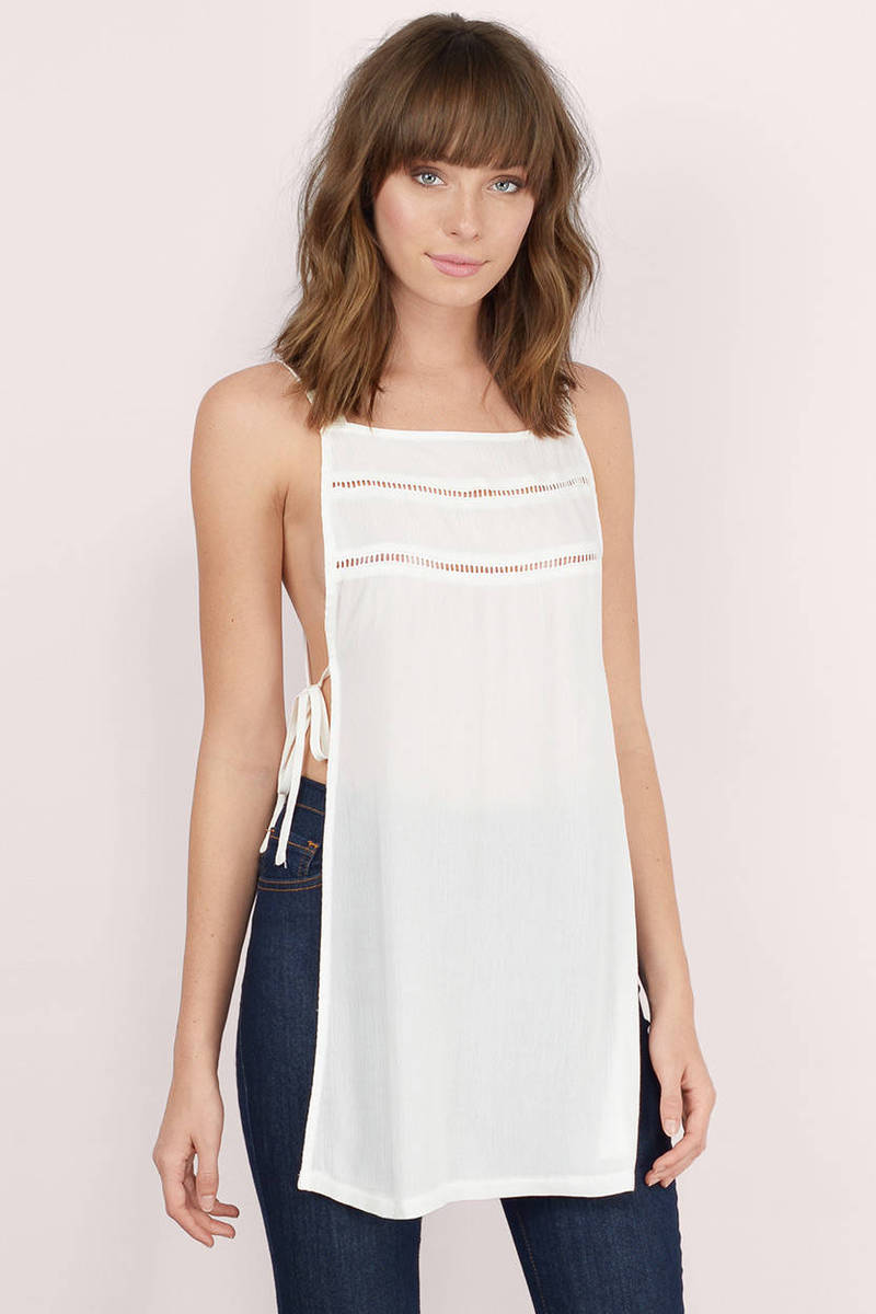 Tank Top. In the modern fashion world, the tank top has evolved from a modest s swim top for women into what is today, an absolute necessity in almost all households. Boys and girls, men and women, all have found that tank tops have developed into .