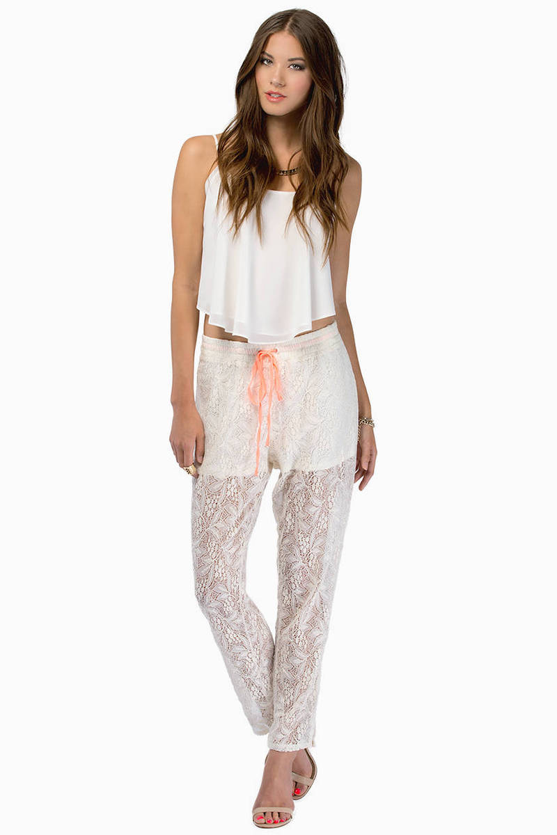 Lessons In Love Pants