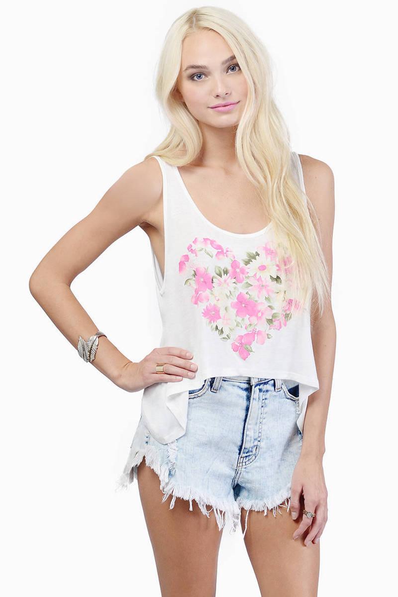 Love In Bloom Tank