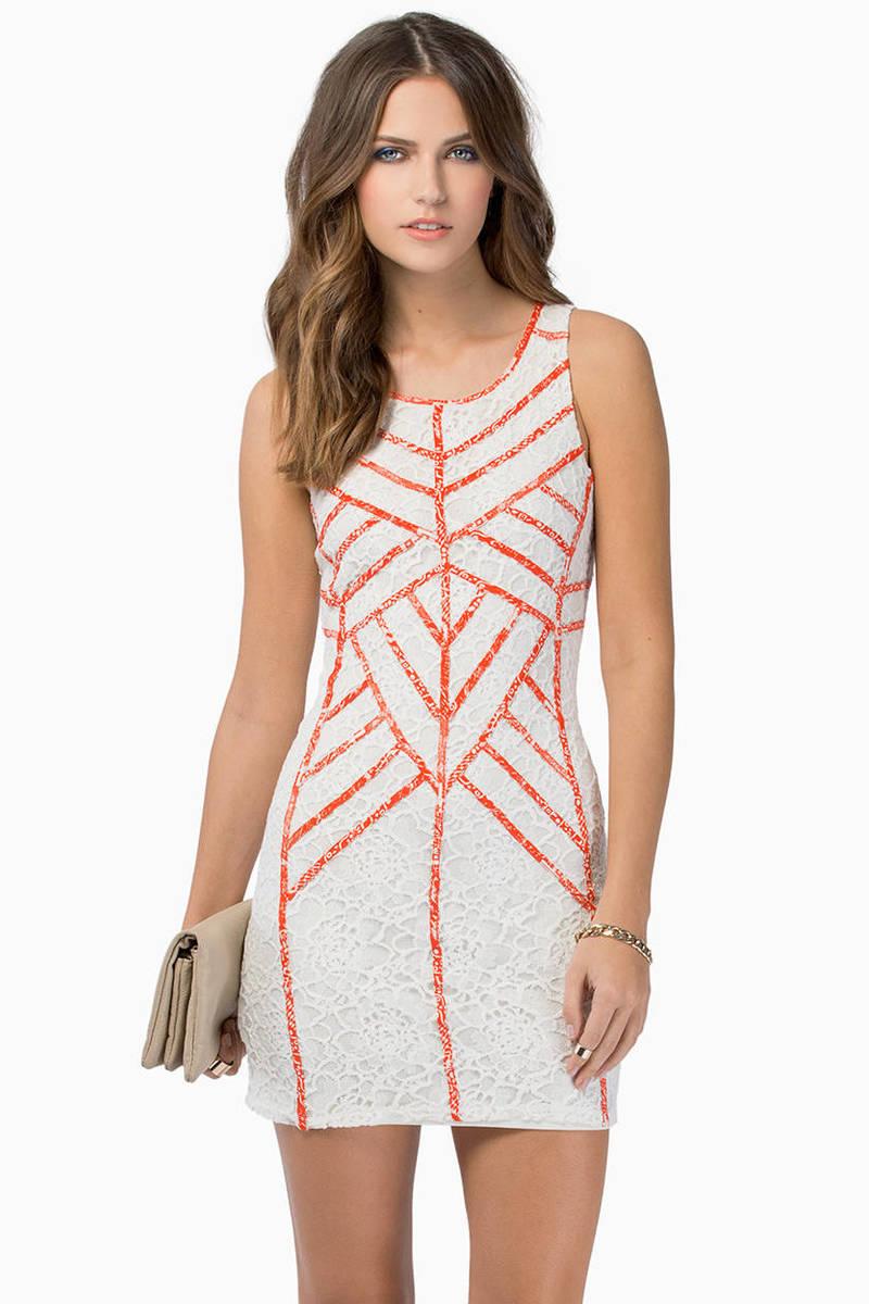 Merge Together Dress
