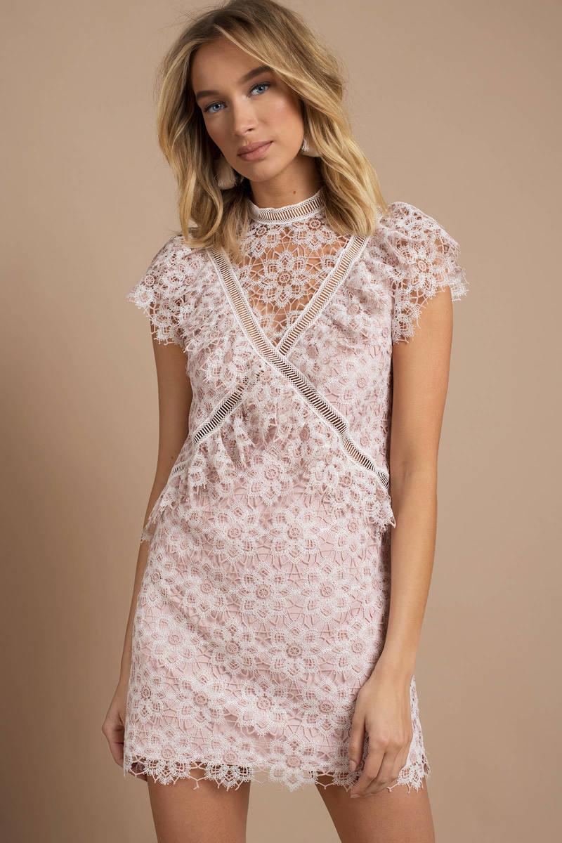 Minnie Lace Day Dress