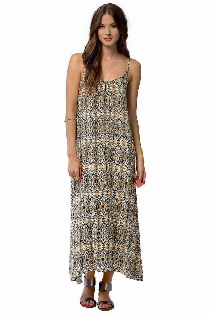 Versailles Maxi Dress