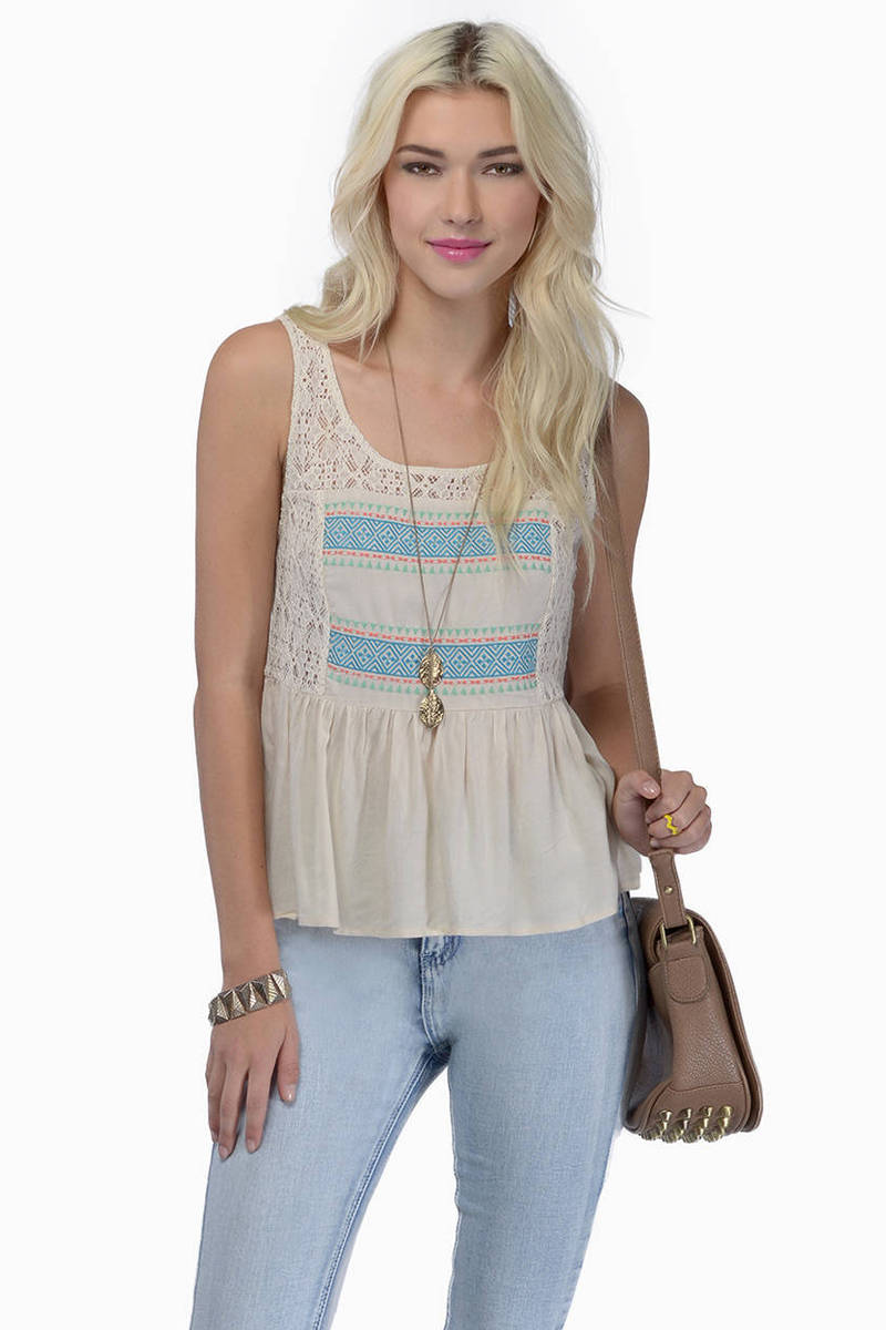 Summer Revival Top