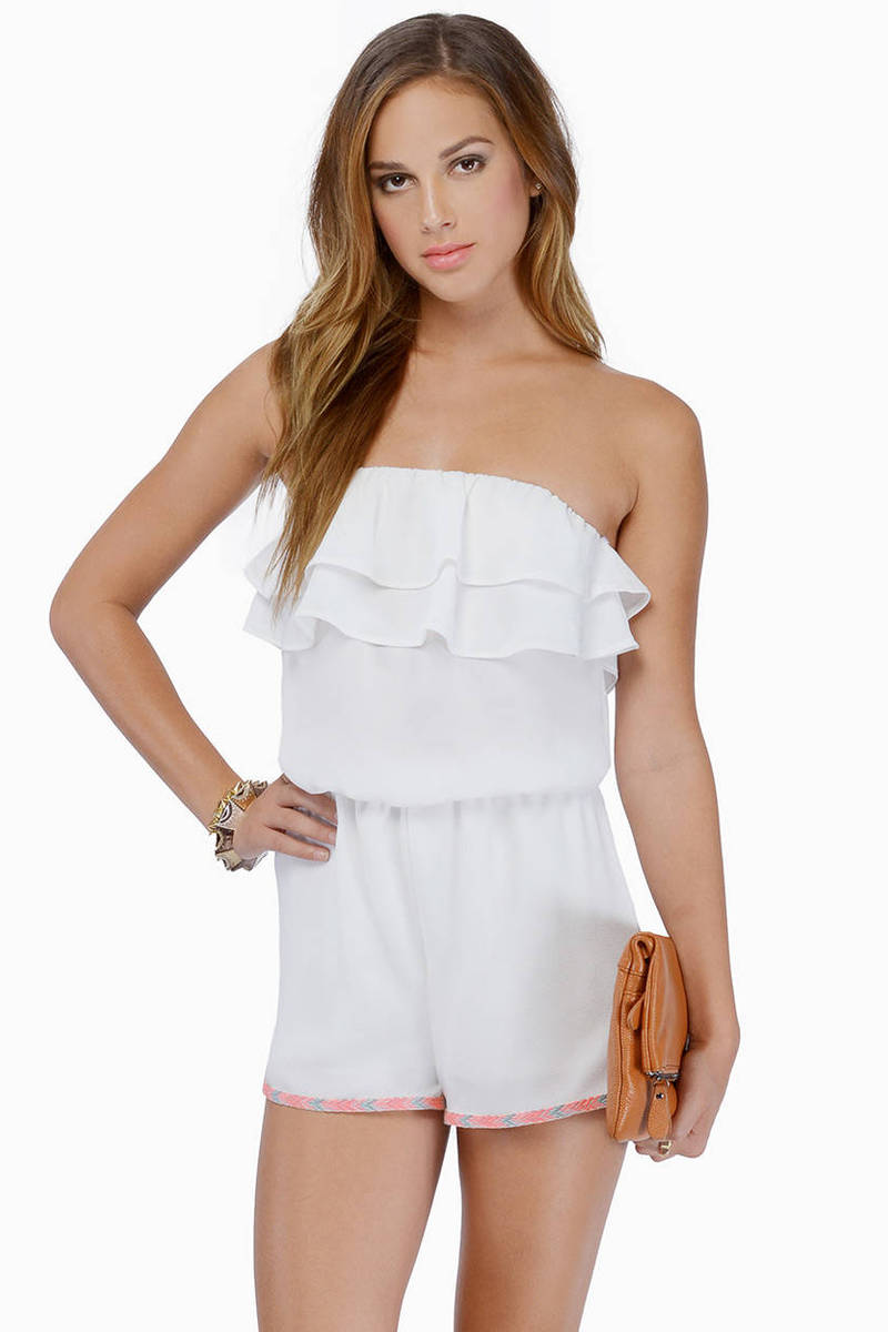 Sweet Thrills Romper