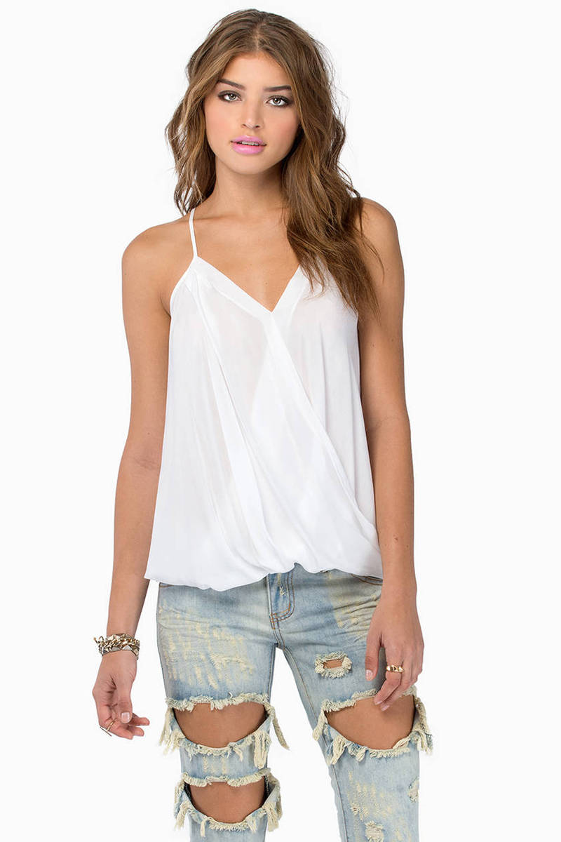 Well Draped Top