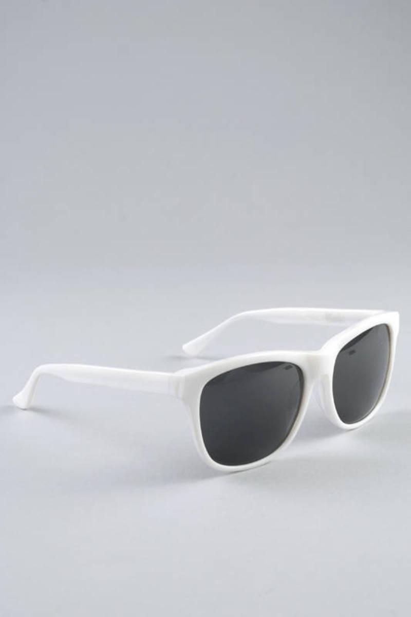 92e70b41fd White Willy Sunglasses In White -  126