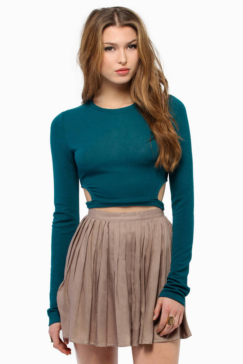 Clarabella Crop Top