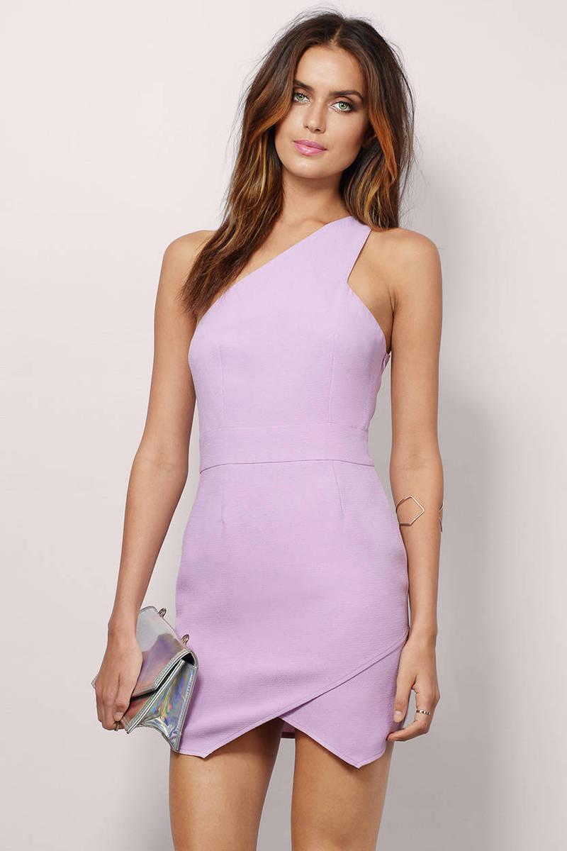 Split Second Bodycon Dress