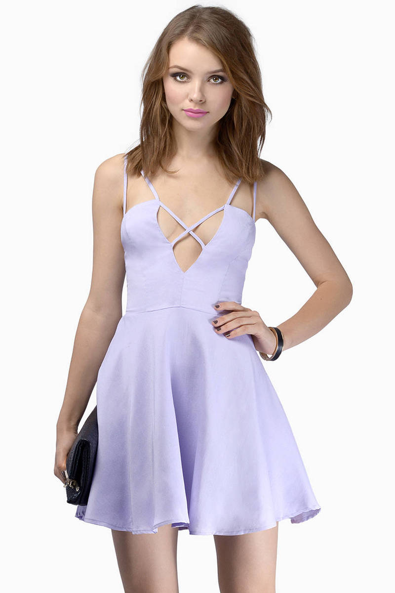 Sweet Side Skater Dress