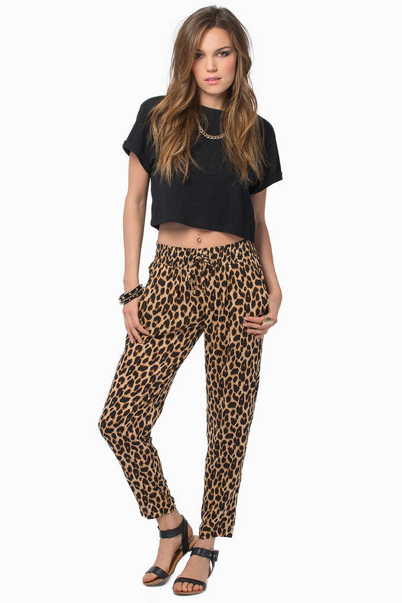 Wild For You Pants