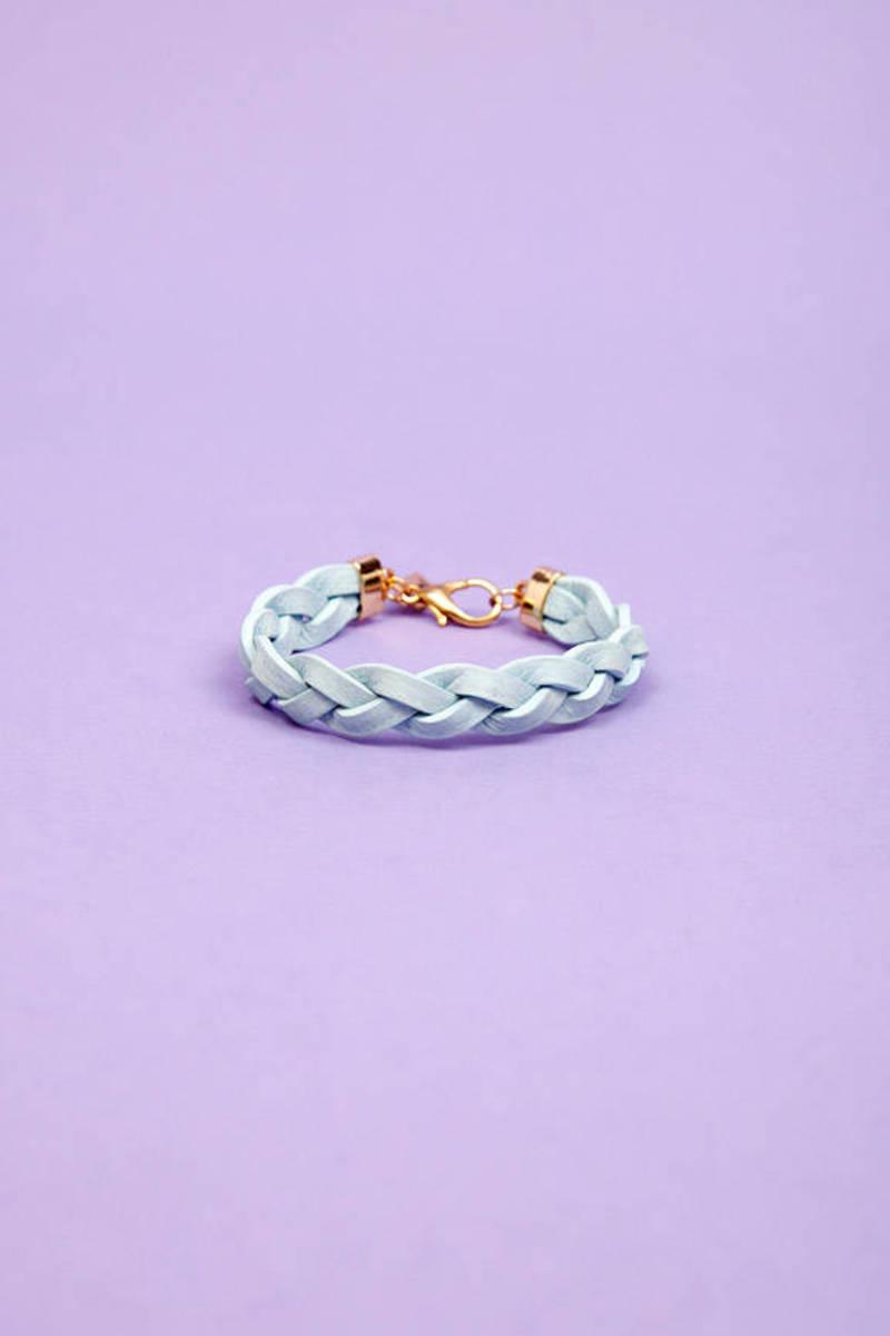 timi Braid Away Bracelet