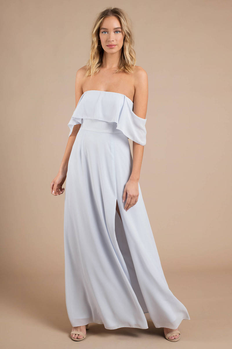 Maxi Dresses Long Dresses White Maxi Dress Floral