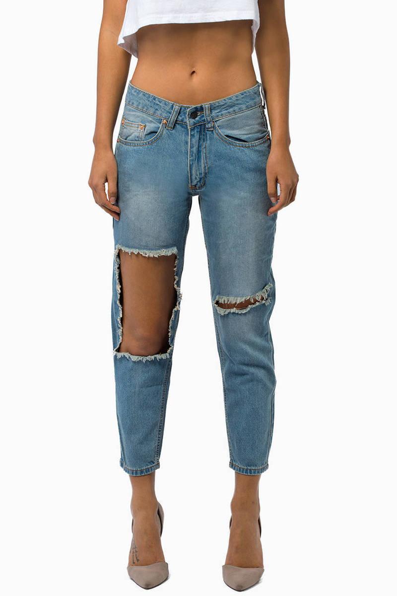 Tough Day Jeans