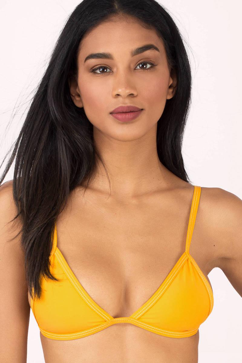 Tavik  Jett Mango  Bikini Top