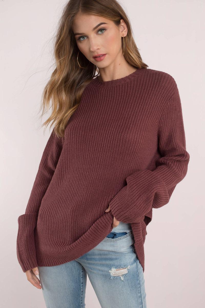 Safe Inside Sienna Wrap Sweater