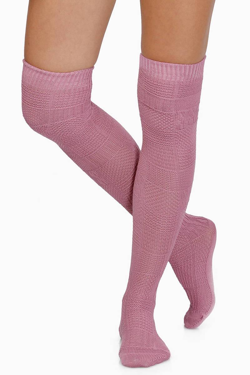 New Heights Knee High Socks