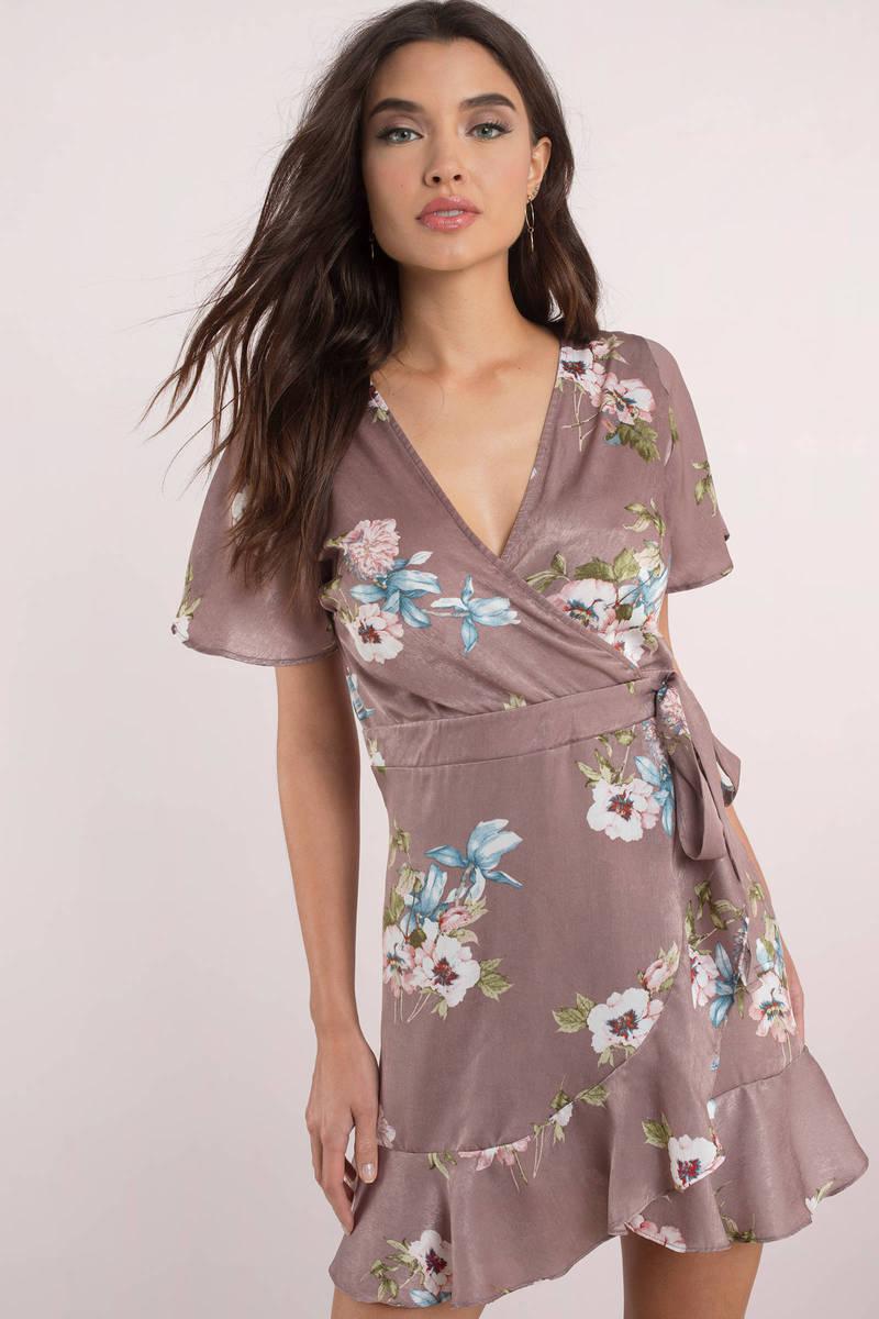 Pretty Purple Dresses