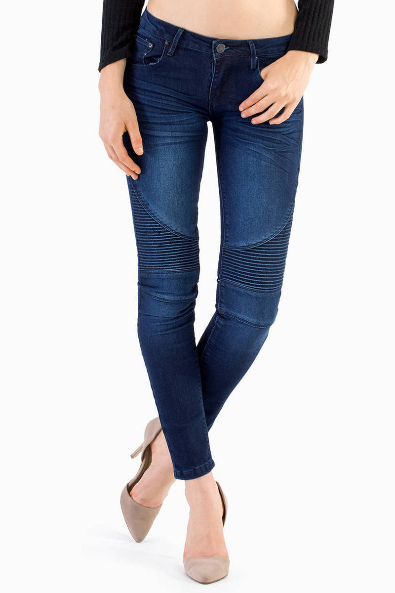 Stacy Moto Jeans