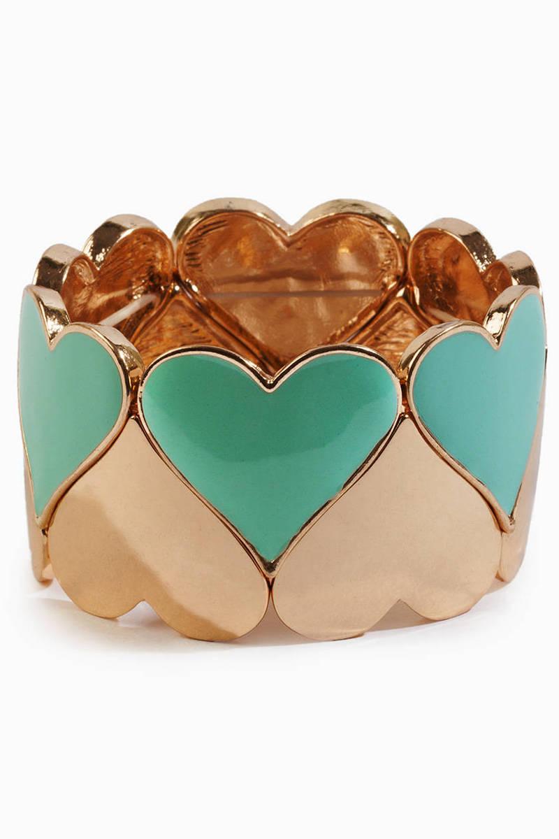 Valentine Cuff Bracelet