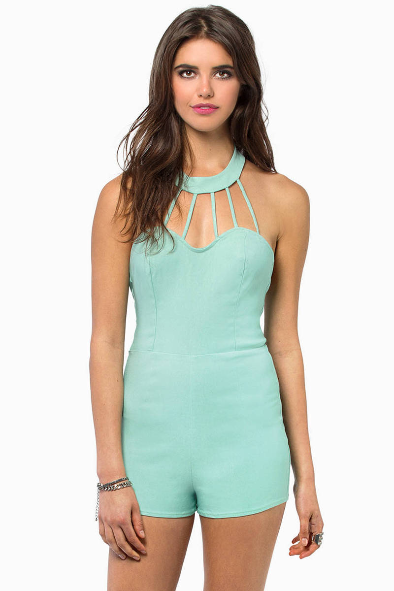 Catch Me Romper