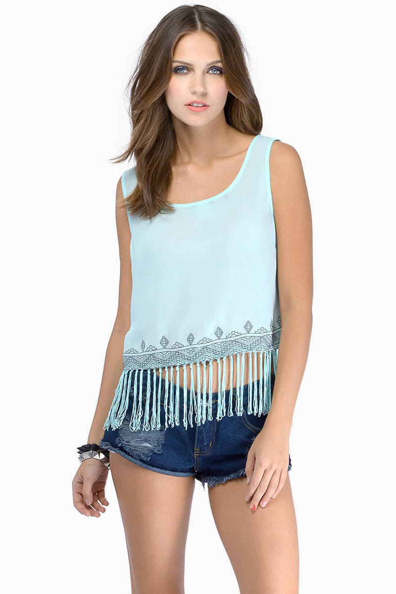 Dancing On The Fringe Top