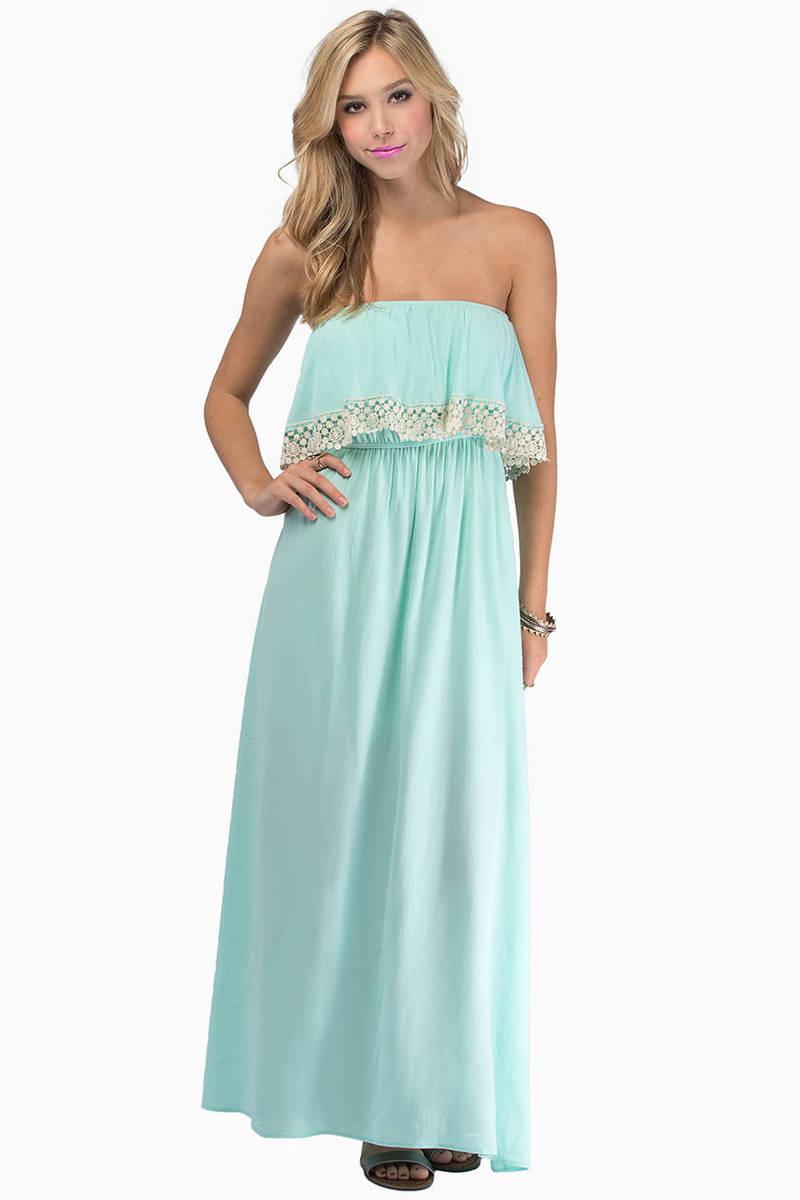 Indie Getaway Maxi Dress