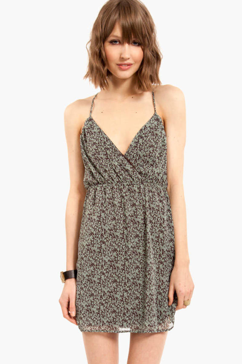 Leaf Me Alone Dress