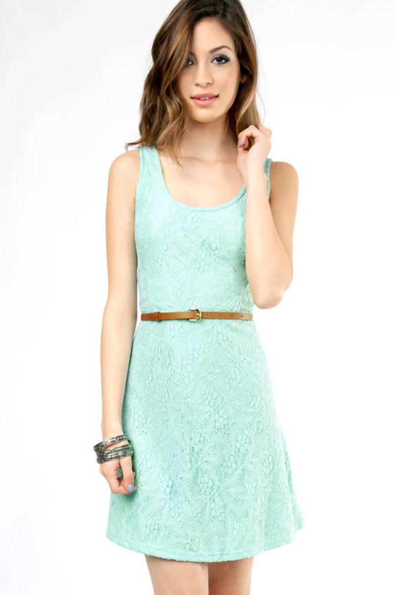 Maddie Belted Dress