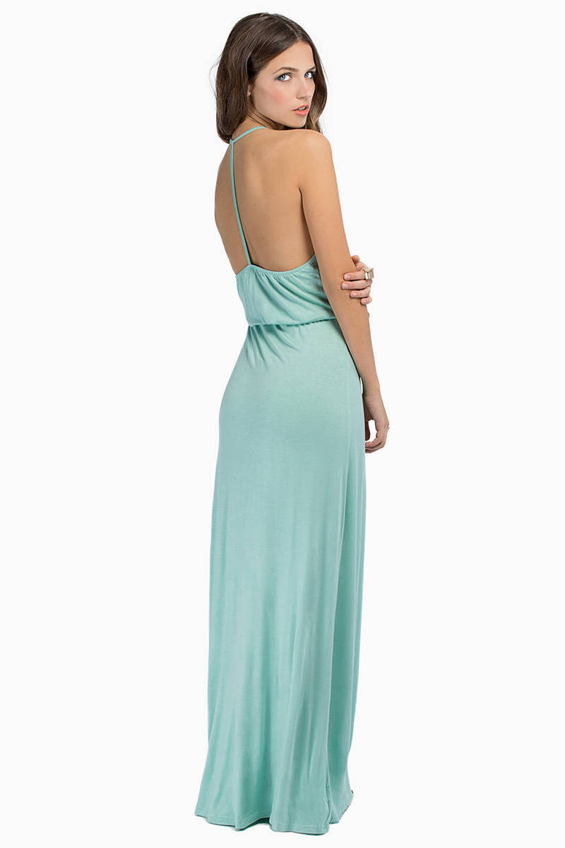 T for Two Maxi Dress