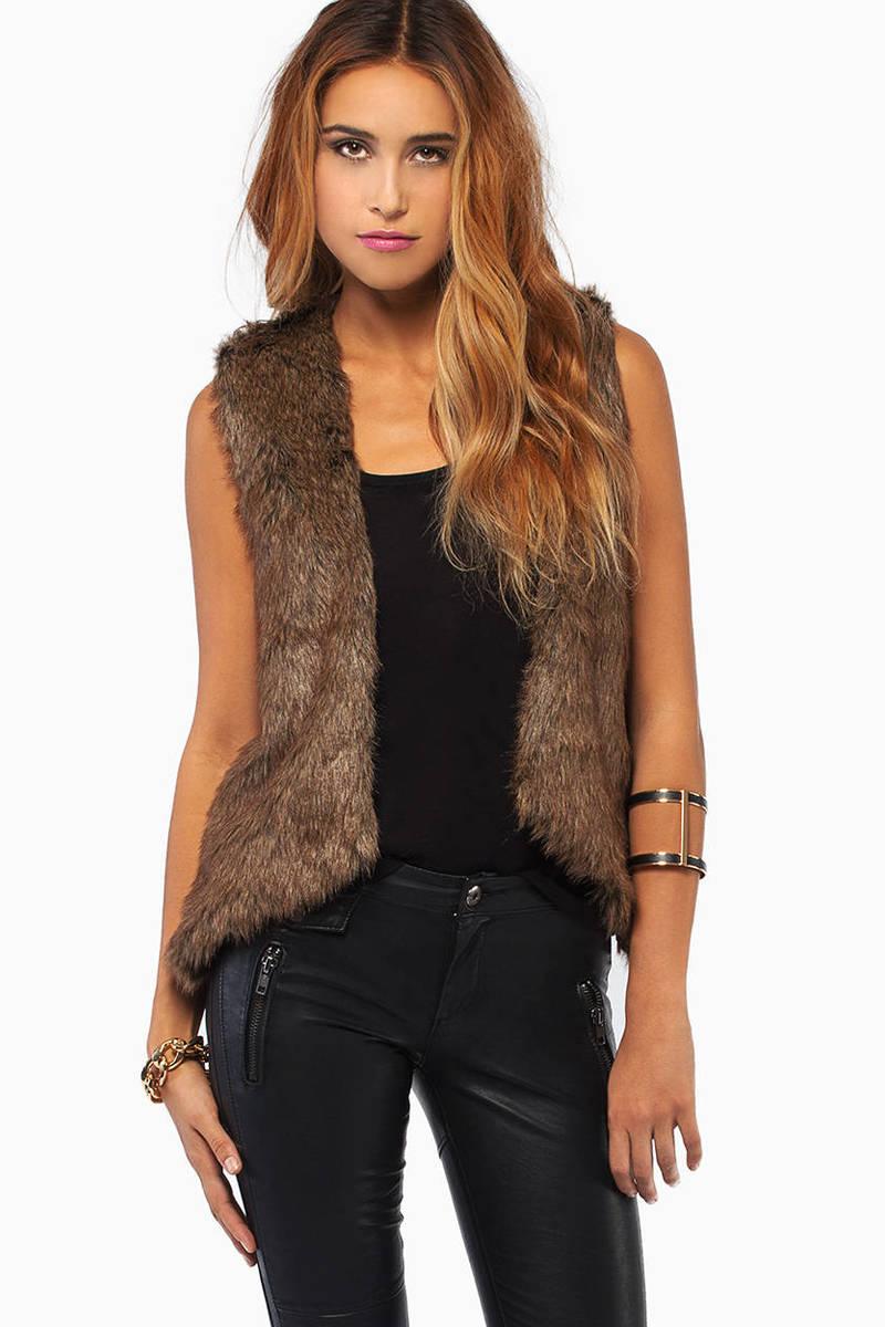 Fur The Love Vest