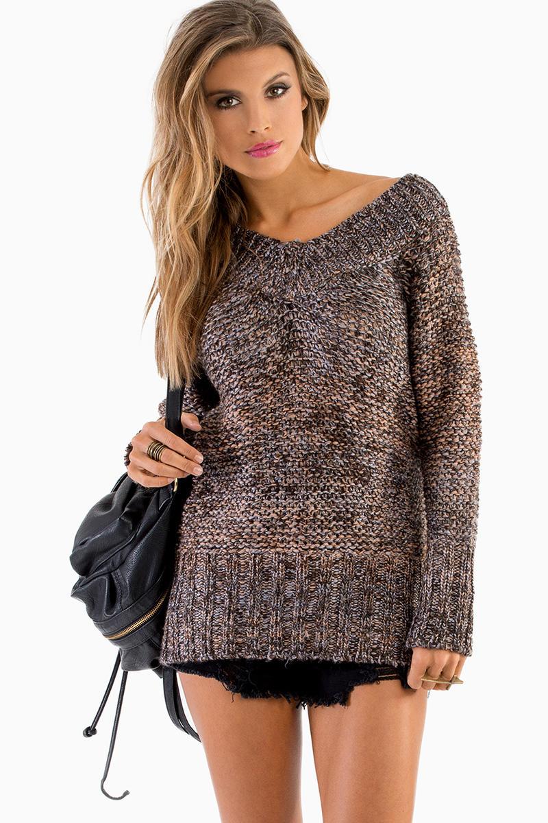 Freida Knit Sweater