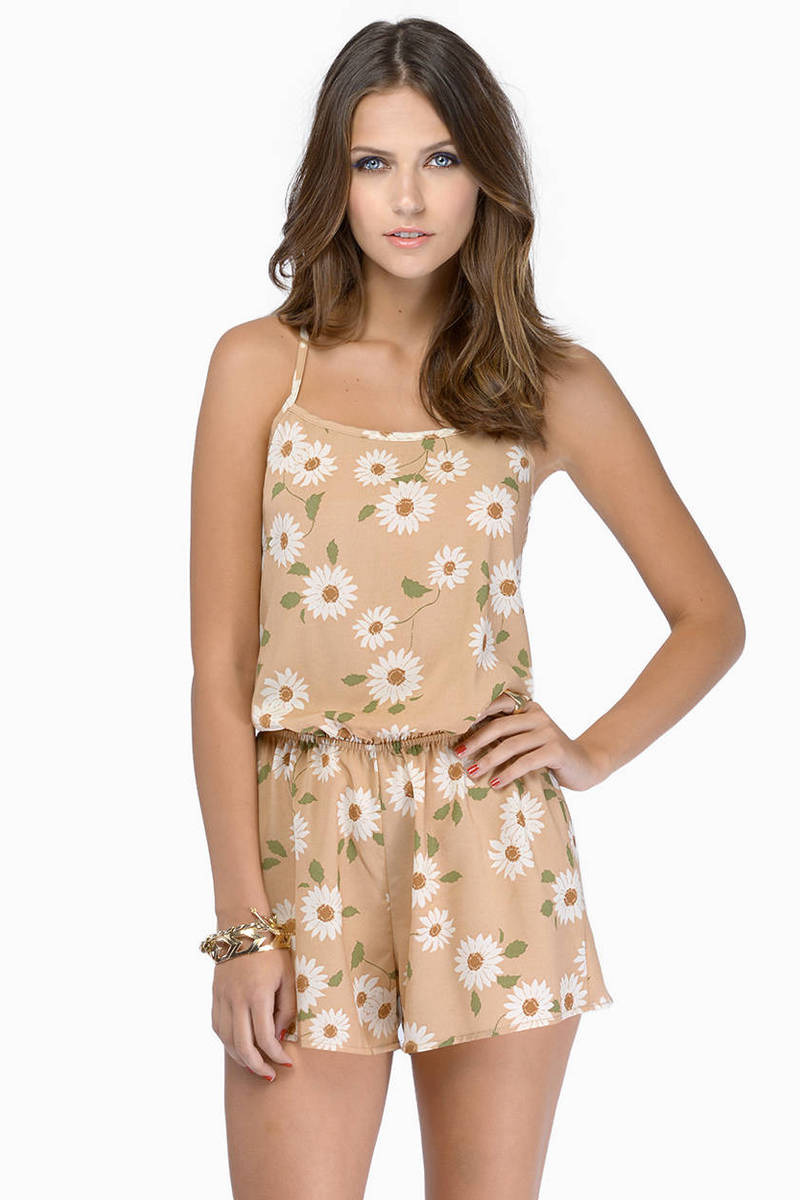 Our Secrets Romper
