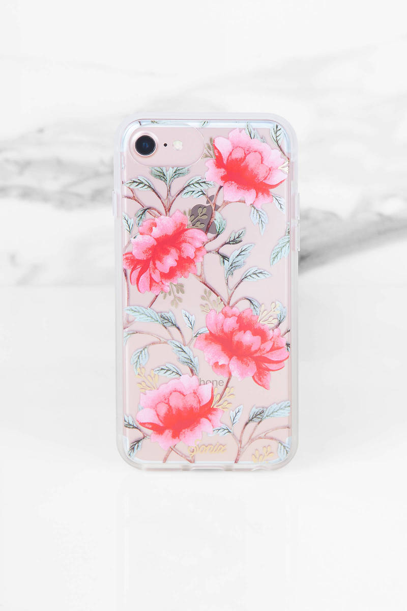 Sonix  Sonix Madarine Bloom Multi  Iphone Case
