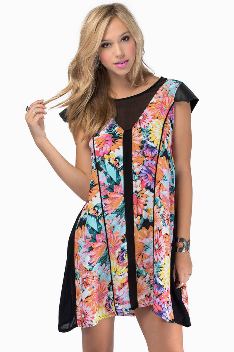 MINKPINK Teen Daisies Dress