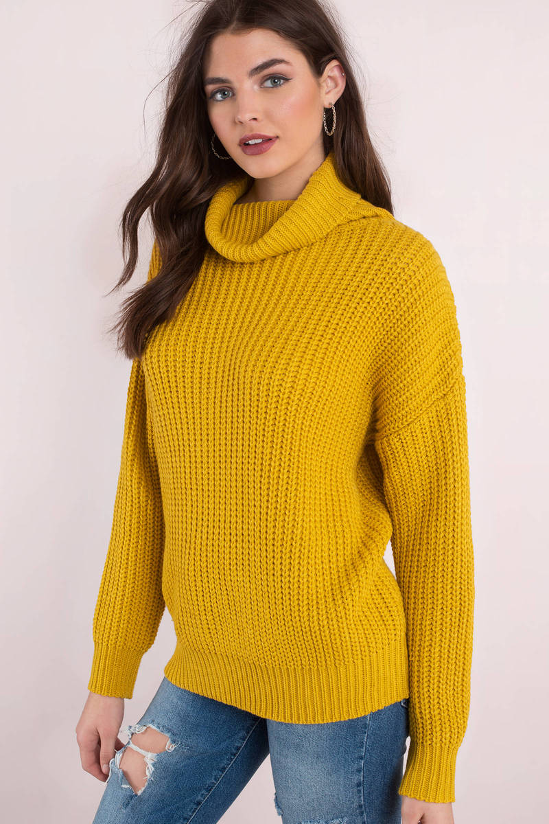 a6ff4d6d55e Clarity Chunky Knit Sweater