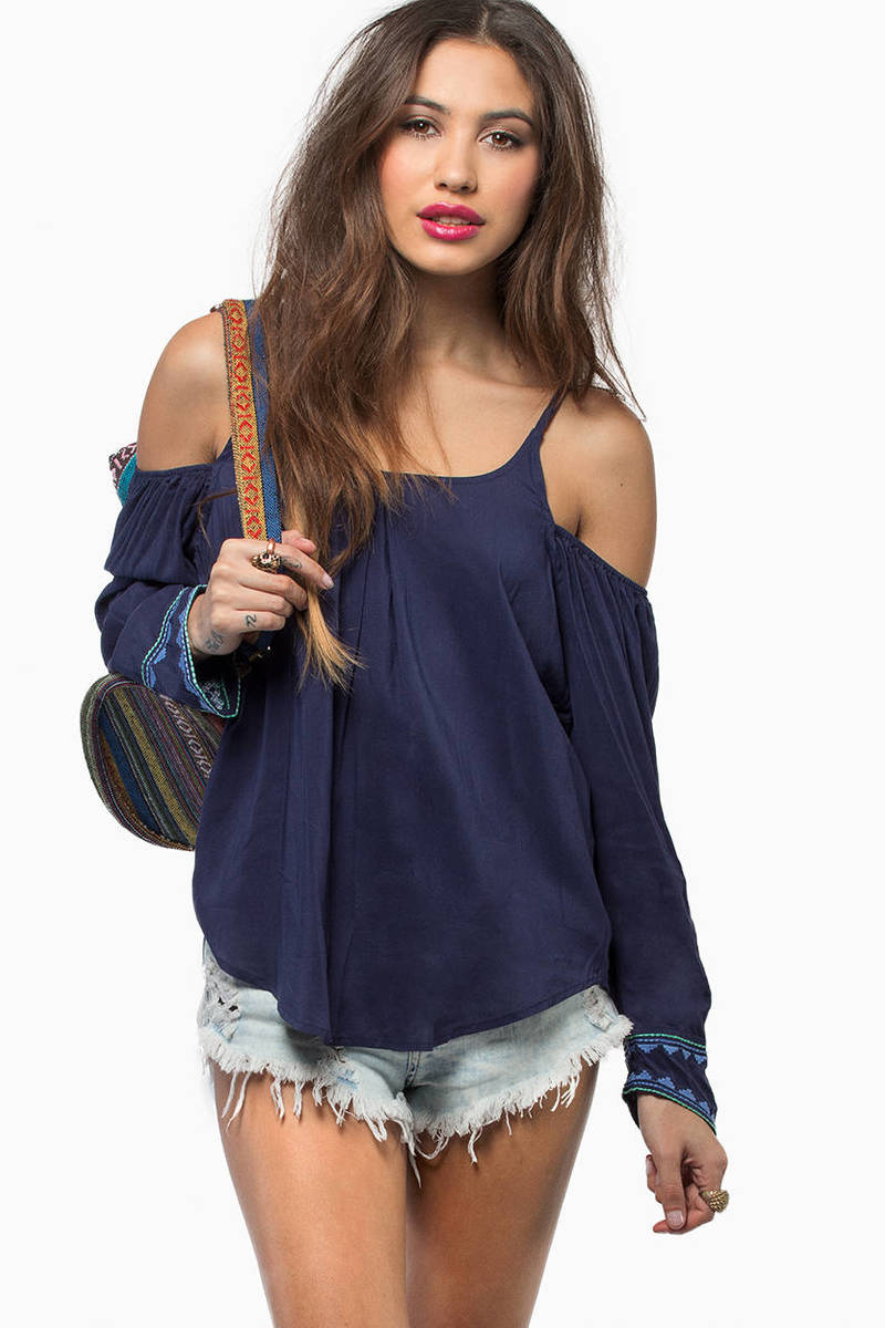 Down To the Last Detail Top