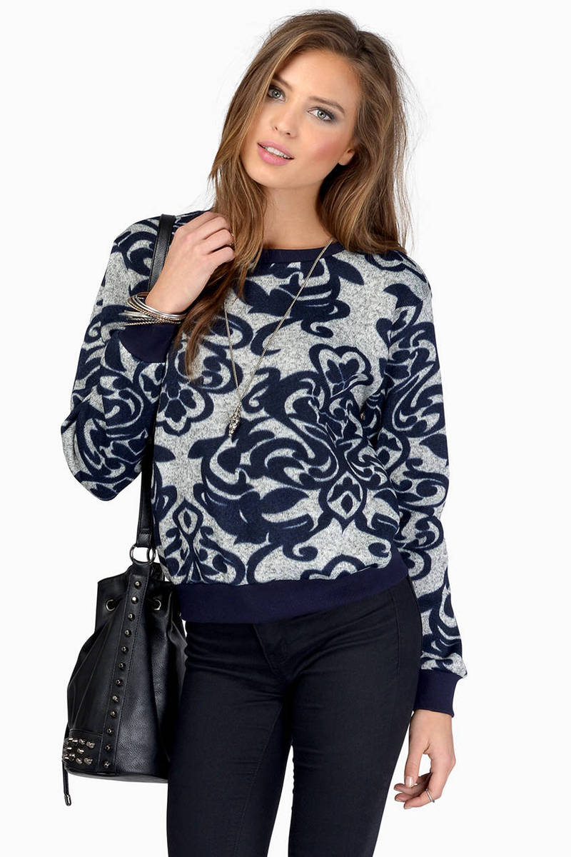 Going Baroque Sweatshirt