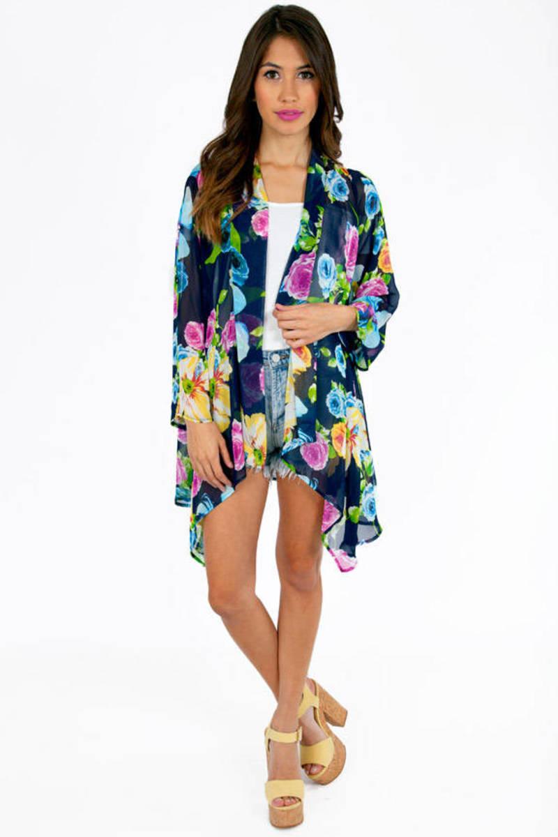 Heidi Kimono Wrap