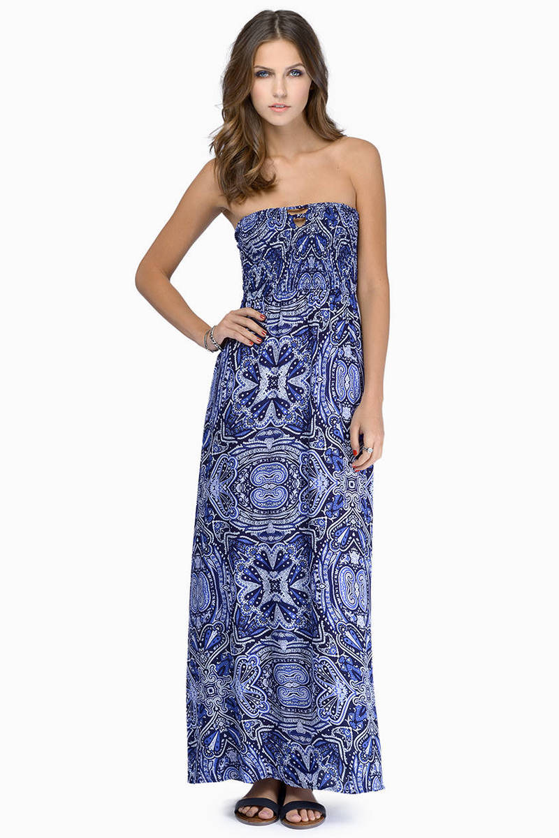 When In Rome Maxi Dress