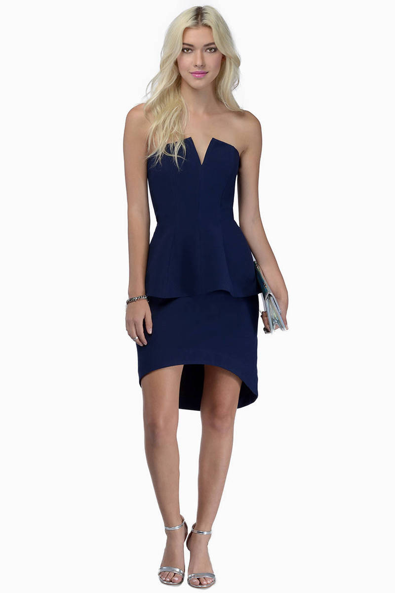 Finders Keepers Rise And Fall Dress
