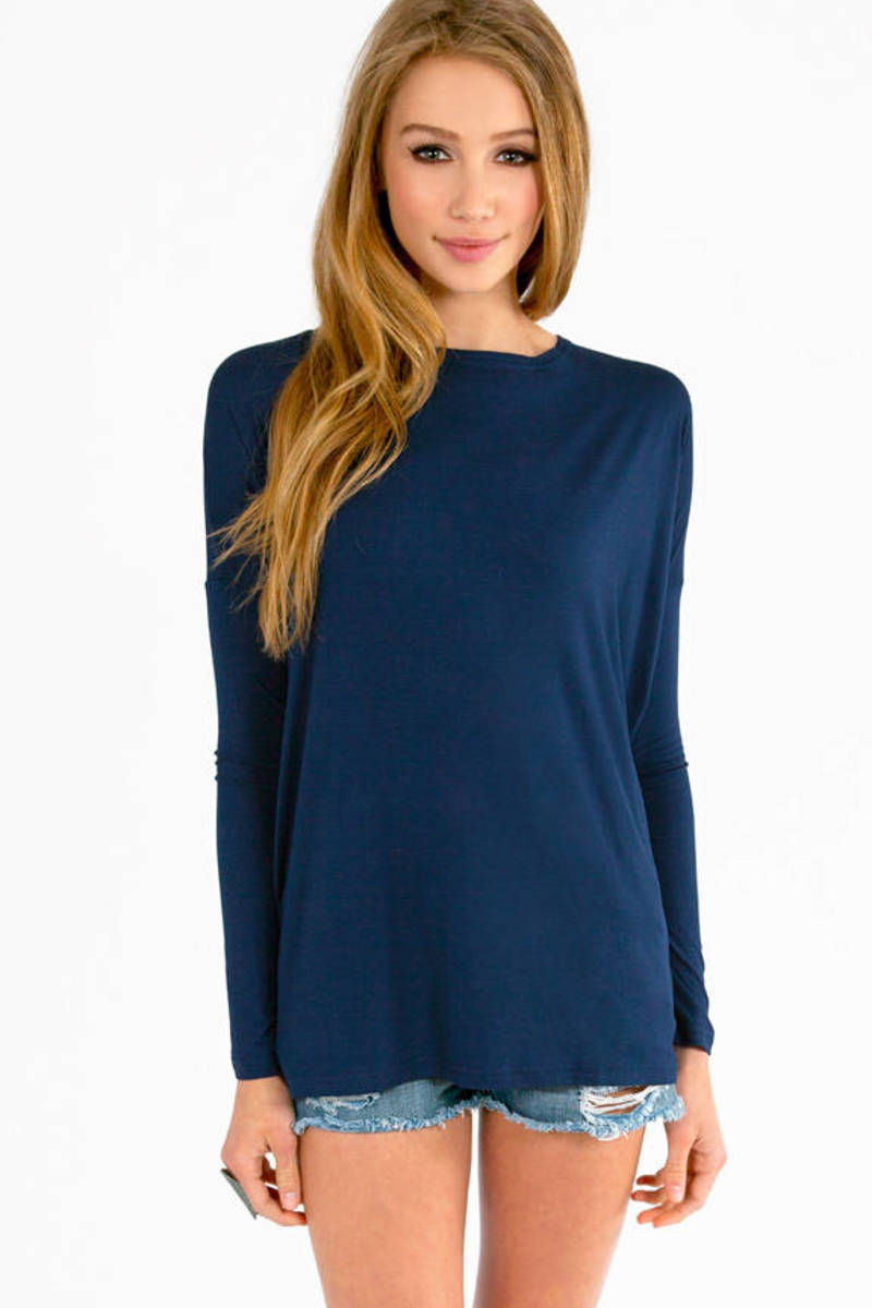 Sophia Long Sleeve Top