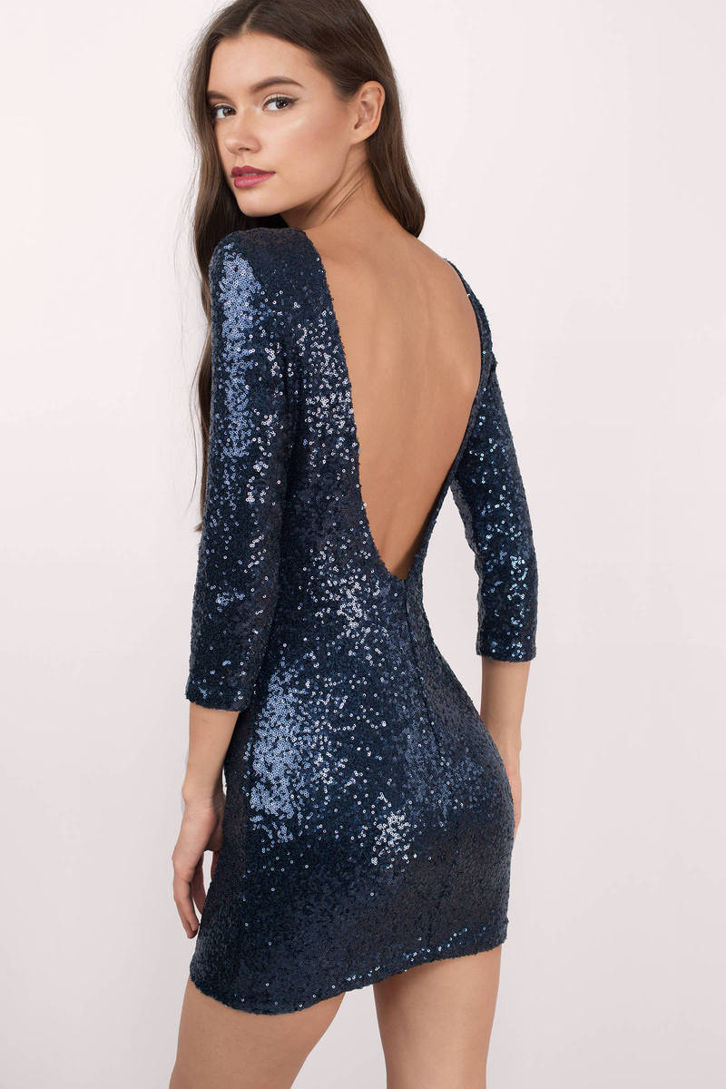 Sparkler Sequin Dress