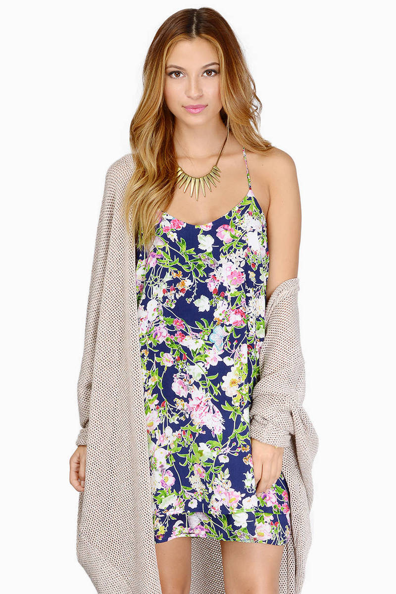Spring Showers Dress